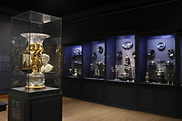 Part of the Ben Weider's collection on Napoleon at Montreal Museum of Fine Arts.<br /> <br /> Photo : Pierre Roussel - Agence Quebec Presse<br /> <br /> <br /> <br /> <br /> <br /> <br /> <br /> <br /> <br /> <br /> <br /> .
