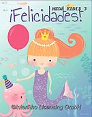 Dreams, CHILDREN, KINDER, NIÑOS, paintings+++++,MEDAKID13/3,#K#, EVERYDAY