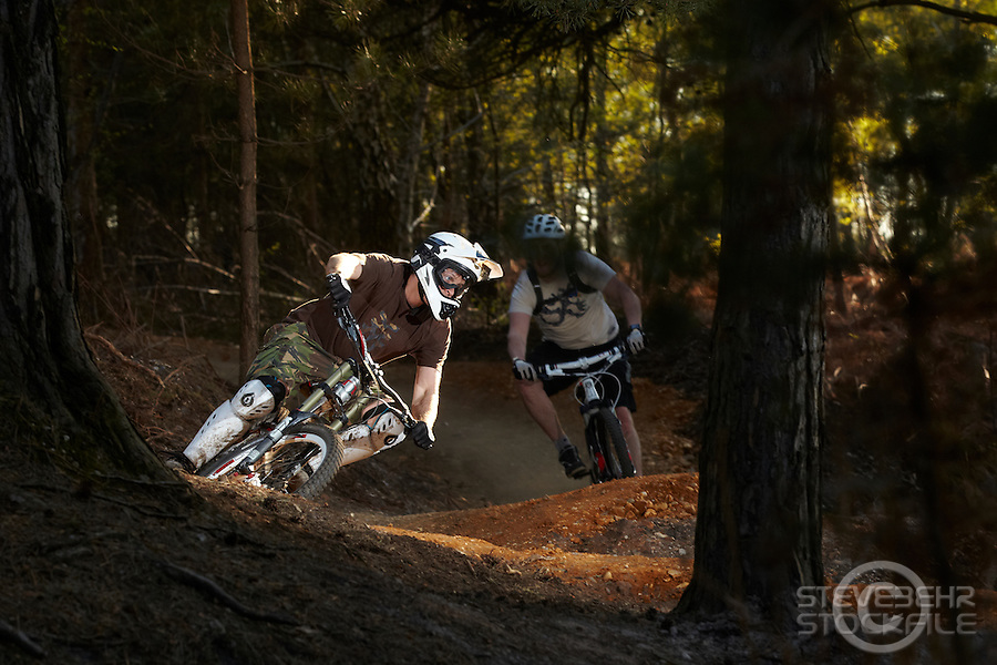 Paul Hicks  ,  Swinley Forest , May  2013.      pic copyright Steve Behr / Stockfile