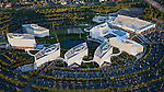 Blue Cross Blue Shield of Florida Baymeadows Campus Jacksonville Florida helicopter aerial