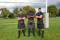 MacGregor and MacDuff PhotoShoot (London Scottish) - 18.09.2017