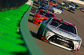 NASCAR XFINITY Series<br /> American Ethanol E15 250 presented by Enogen<br /> Iowa Speedway, Newton, IA USA<br /> Saturday 24 June 2017<br /> Kyle Benjamin, SportClips Toyota Camry<br /> World Copyright: Brett Moist<br /> LAT Images