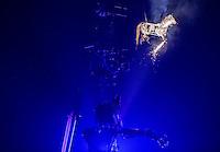 """BOGOTÁ-COLOMBIA-06-03-2016. Con la obra española """"Afrodita y el juicio de Paris"""" se dió inicio a la XV edición del Festival Iberoamericano de Teatro que se realiza en Bogotá entre el 11 y el 27 de marzo de 2016. / With the Spanish work """"Aphrodite and the judgment of Paris"""" began the XV edition of the Iberoamerican Theater Festival to be held in Bogota between 11 and 27 March 2016.  Photo: VizzorImage / Ivan Valencia / Cont"""