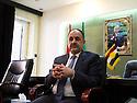 Iraq 2012 <br />  Hakim Qadir in his office of PUK politburo in Suleimania