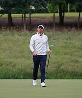 4th July 2021; Mount Juliet Golf Club, Kilkenny, Ireland; Dubai Duty Free Irish Open Golf, Day Four; Rory Mcilroy of Northern Ireland reacts to a missed putt on the 4th green