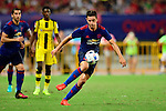 Manchester United midfielder Ander Herrera during the International Champions Cup China 2016, match between Manchester United vs Borussia  Dortmund on 22 July 2016 held at the Shanghai Stadium in Shanghai, China. Photo by Marcio Machado / Power Sport Images