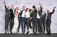 NEW YORK, NY 21.11.2016 - EMMY-2016 -  Sonja Gerjardt durante tapete vermelho do Emmy Internacional 2016 prêmio dos melhores atores e novelas da TV, em Nova York, nos Estados Unidos na noite desta segunda-feira, 21. (Foto: Vanessa Carvalho/Brazil Photo Press)