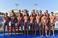 Italy Gwangju 2019 <br /> Roma 29/07/2020 Stadio del Nuoto   <br /> Pallanuoto Uomini <br /> Sfida tra i campioni del mondo <br /> Italia Shanghai 2011 Vs Italia Gwangju 2019 <br /> Foto Andrea Staccioli/Deepbluemedia/Insidefoto