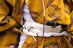 Asia, Japan, Tokyo, Harajuku, Meiji Shrine, Momoteshiki (Archery Festival)