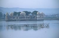 """Asie/Inde/Rajasthan/Jaipur: """"Water Palace"""""""