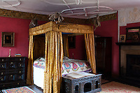 The ghost of a family priest, murdered here in Bloody Mary's room during the Civil War, is said to haunt Hellens