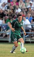 Kendall Fletcher..Saint Louis Athletica were defeated 2-1 by LA Sol at Anheuser-Busch  Soccer Park, Fenton, Missouri.