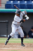 October 5, 2009:  Gustavo Nunez of the Detroit Tigers organization during an Instructional League game at Space Coast Stadium in Viera, FL.  Photo by:  Mike Janes/Four Seam Images