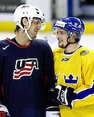 International Hockey - 2008 Worlds Training Camp/Exhibition (Maine)