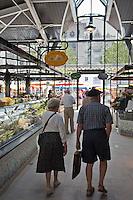 Europe/France/Aquitaine/33/Gironde/Bassin d'Arcachon/Arcachon: Le nouveau marché couvert
