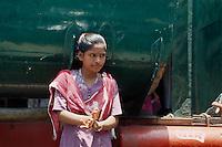Indien, Bombay (Mumbai), Prostituierte an der Falkland Street