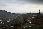 21/03/15 -- Akre, Iraq -- An old church in Akre. Christians are not the only religion in Akre, but all the jews that were once living together with them in the city abandoned it before the 50s.