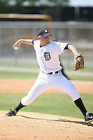 March 21st 2008:  Derek Witt of the Detroit Tigers minor league system during Spring Training at Tiger Town in Lakeland, FL.  Photo by:  Mike Janes/Four Seam Images