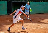Hilversum, The Netherlands,  August 23, 2019,  Tulip Tennis Center, NSK, Men's doubles<br /> Photo: Tennisimages/Henk Koster