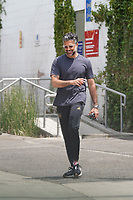 Jaime Camil Spotted at Craig's In Hollywood