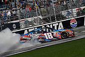 2017 NASCAR XFINITY Series - Rinnai 250<br /> Atlanta Motor Speedway, Hampton, GA USA<br /> Saturday 4 March 2017<br /> Kyle Busch, NOS Energy Drink Toyota Camry<br /> World Copyright: Rusty Jarrett/LAT Images<br /> ref: Digital Image 17ATL1rj_1880