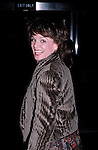 Valerie Harper .Attending a Benefit Party at Studio 54 in New York City..December 1982.