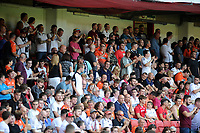 Swansea City fans before the Sky Bet Championship match between Sheffield United and Swansea City at Bramall Lane, Sheffield, England, UK. Saturday 04 August 2018