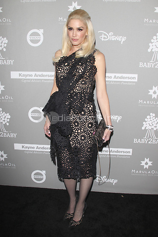 CULVER CITY, CA - NOVEMBER 14: Gwen Stefani at the 2015 Baby2Baby Gala honoring Kerry Washington at 3LABS on November 14, 2015 in Culver City, California. Credit: mpi21/MediaPunch