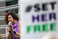 "08.03.2016 - ""Set Her Free On International Women's Day"""