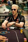 Team Pokerstars Pro Elky gets crippled on the last hand.