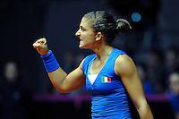 20150207 Tennis Fed Cup Italia Francia