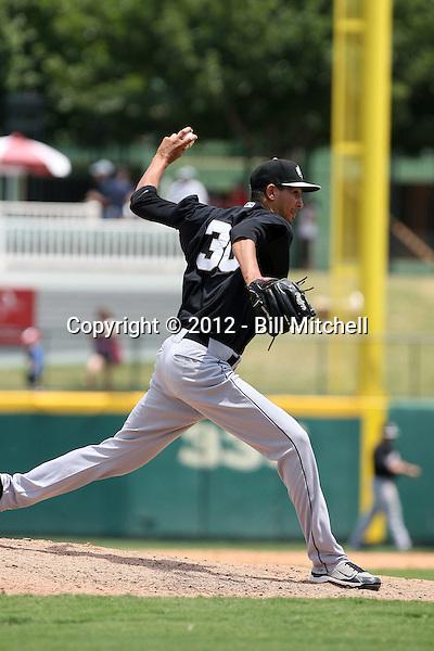 Jeff Ibarra - 2012 San Antonio Missions (Bill Mitchell)
