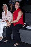 02.09.2012. Celebrities attending the Ana Locking fashion show during the Mercedes-Benz Fashion Week Madrid Spring/Summer 2013 at Ifema. In the image Chus Gutierrez (Alterphotos/Marta Gonzalez)