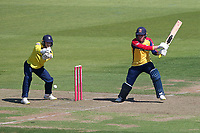 Dan Lawrence in batting action for Essex during Hampshire Hawks vs Essex Eagles, Vitality Blast T20 Cricket at The Ageas Bowl on 16th July 2021