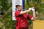 PALM BEACH GARDENS, FL. - John Mallinger during final round play at the 2009 Honda Classic - PGA National Resort and Spa in Palm Beach Gardens, FL. on March 8, 2009.
