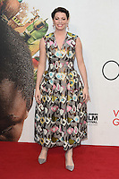 """Jessica Oyelowo<br /> at the London Film Festival 2016 premiere of """"Queen of Katwe"""" at the Odeon Leicester Square, London.<br /> <br /> <br /> ©Ash Knotek  D3168  09/10/2016"""