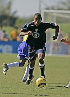 2005 Nike Friendlies - Bryan Arguez