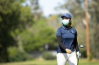STANFORD, CA - APRIL 23: Ya Chun Chang at Stanford Golf Course on April 23, 2021 in Stanford, California.