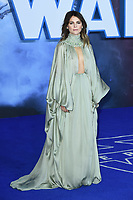 """Keri Russell<br /> arriving for the """"Star Wars: The Rise of Skywalker"""" premiere at the Cineworld Leicester Square, London.<br /> <br /> ©Ash Knotek  D3545 17/12/2019"""