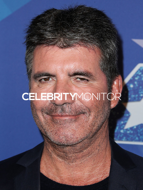 HOLLYWOOD, LOS ANGELES, CA, USA - AUGUST 15: Simon Cowell arrives at NBC's 'America's Got Talent' Season 12 Live Show held at Dolby Theatre on August 15, 2017 in Hollywood, Los Angeles, California, United States. (Photo by Xavier Collin/Celebrity Monitor)
