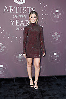 Cassie DiLaura attends the 2021 CMT Artist of the Year on October 13, 2021 in Nashville, Tennessee. Photo: Ed Rode/imageSPACE/MediaPunch