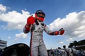 Winner #7 Acura Team Penske Acura DPi, DPi: Helio Castroneves, podium