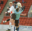 20040509    Copyright Pic: James Stewart.File Name : jspa13_clyde_v_ict..James Stewart Photo Agency 19 Carronlea Drive, Falkirk. FK2 8DN      Vat Reg No. 607 6932 25.Office     : +44 (0)1324 570906     .Mobile  : +44 (0)7721 416997.Fax         :  +44 (0)1324 570906.E-mail  :  jim@jspa.co.uk.If you require further information then contact Jim Stewart on any of the numbers above.........