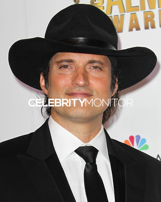 PASADENA, CA, USA - OCTOBER 10: Robert Rodriguez poses in the press room at the 2014 NCLR ALMA Awards held at the Pasadena Civic Auditorium on October 10, 2014 in Pasadena, California, United States. (Photo by Celebrity Monitor)