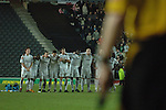 MK Dons v Swansea City 25/02/2008