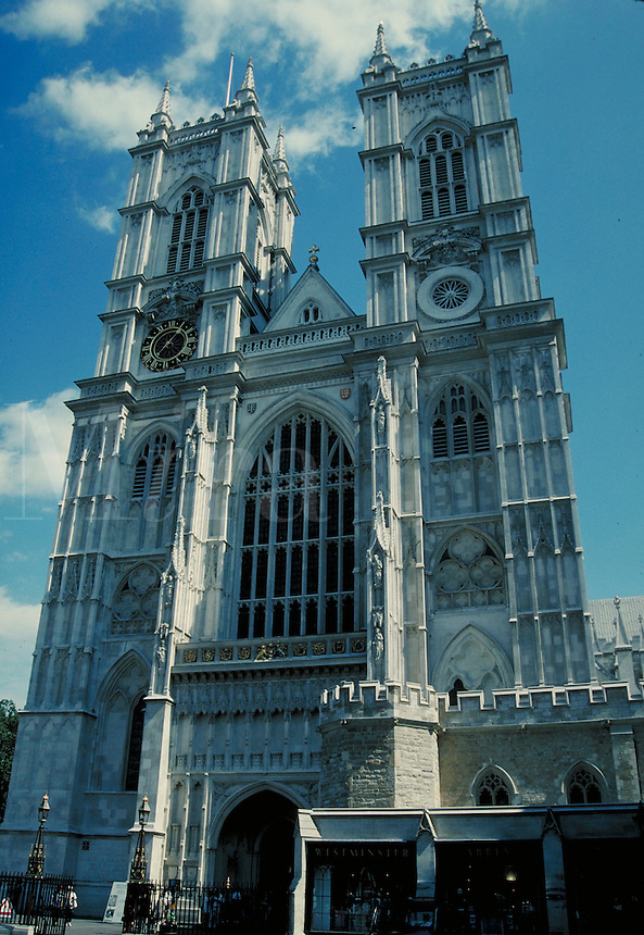 Front facade. London, England Europe.
