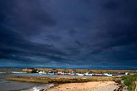 Portmahomack Harbour, Portmahomack, Easter Ross