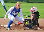 Los Altos girls softball vs. Gunn