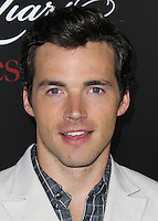 HOLLYWOOD, LOS ANGELES, CA, USA - MAY 31: Ian Harding at the 'Pretty Little Liars' 100th Episode Celebration held at W Hotel Hollywood on May 31, 2014 in Hollywood, Los Angeles, California, United States. (Photo by Xavier Collin/Celebrity Monitor)