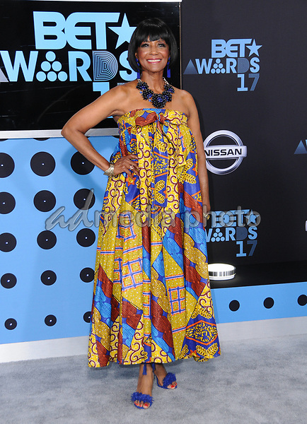 25 June 2017 - Los Angeles, California - Margaret Avery. 2017 BET Awards held at the Microsoft Square in Los Angeles. Photo Credit: Birdie Thompson/AdMedia